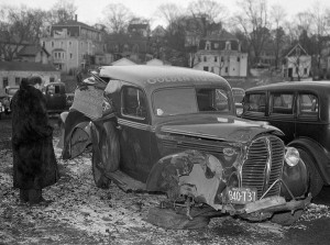 Car Accidents from the Past (44 photos) 44