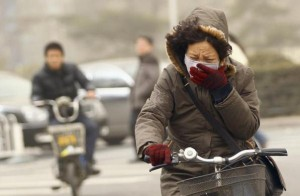 Pollution in China (17 photos) 5