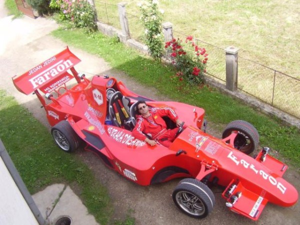 Homemade Formula One Racing Car (19 photos) 5
