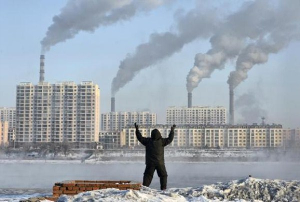 6 ρύπανση στην Κίνα (17 φωτογραφίες)