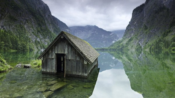 65 Os 33 mais bonitos lugares abandonado no mundo (33 fotos)