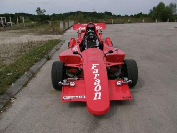 727 Σπιτική Formula One Car Racing (19 φωτογραφίες)