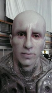 """The Making of an Engineer from """"Prometheus"""" (23 photos) 7"""