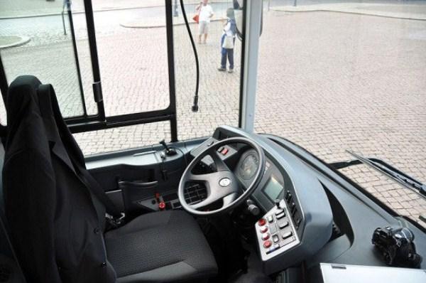 931 World's Largest Bus (18 photos)