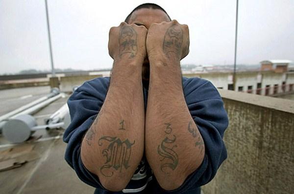 1029 The Deadly Gangs of El Salvador (40 photos)