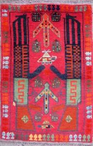 The Afghanistan's Home Carpets (10 photos) 10