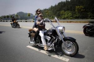 China's Easy Riders (26 photos) 1