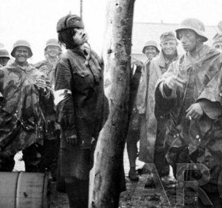 Soviet Photo Manipulation of World War II (12 photos)