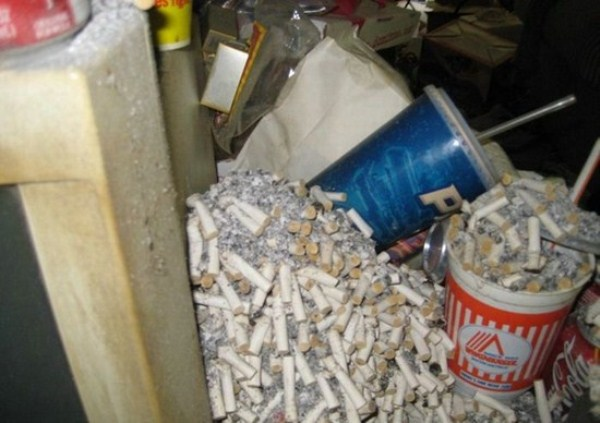 Most Disgusting Apartment Ever (23 photos) 11