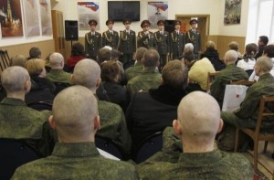 Joining the Russian Army (20 photos) 13