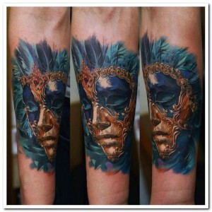 Incredibly Artistic Tattoos (47 photos) 13
