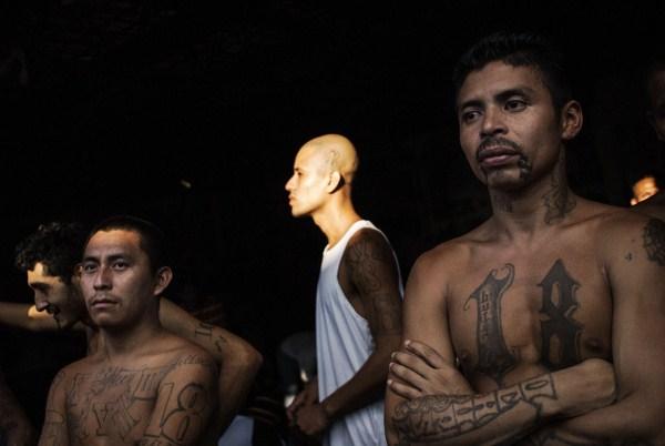 1427 The Deadly Gangs of El Salvador (40 photos)