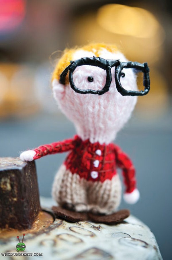 Unbelievably Tiny Knitted And Crocheted Things (20 photos) 15