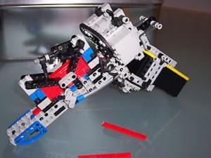 Guns Made With Legos (26 photos) 1