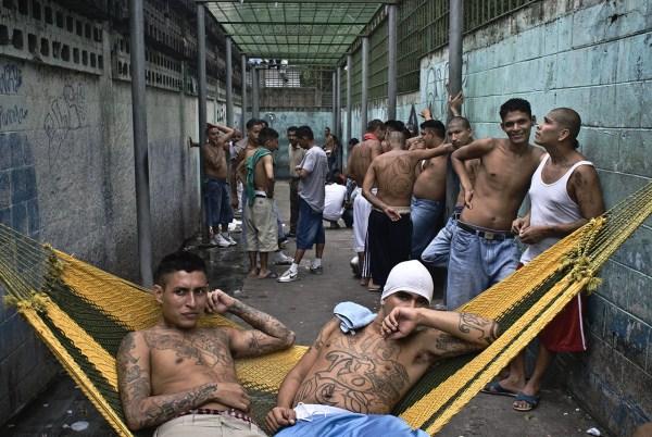 1625 The Deadly Gangs of El Salvador (40 photos)