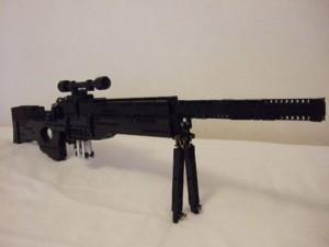 Guns Made With Legos (26 photos) 16