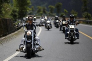 China's Easy Riders (26 photos) 18