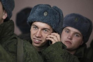 Joining the Russian Army (20 photos) 18