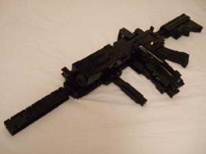 Guns Made With Legos (26 photos) 18