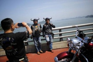 China's Easy Riders (26 photos) 19