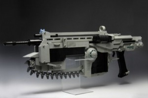 Guns Made With Legos (26 photos) 20