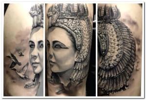 Incredibly Artistic Tattoos (47 photos) 2