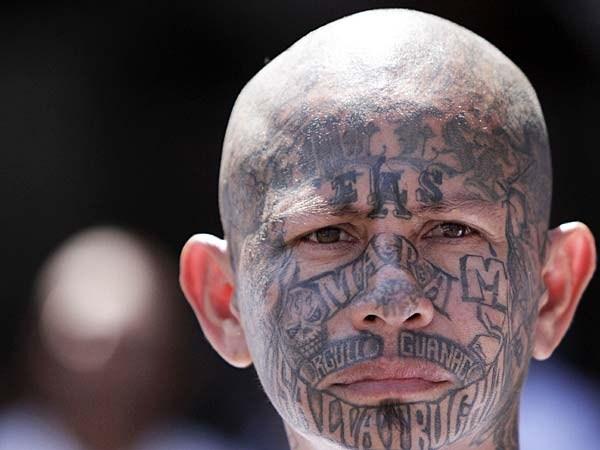 2124 The Deadly Gangs of El Salvador (40 photos)