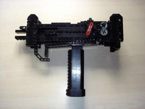 Guns Made With Legos (26 photos) 22