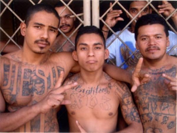2221 The Deadly Gangs of El Salvador (40 photos)