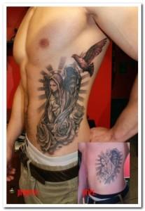 Incredibly Artistic Tattoos (47 photos) 22