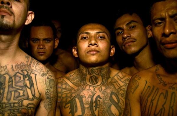 2319 The Deadly Gangs of El Salvador (40 photos)