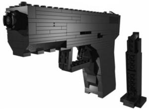 Guns Made With Legos (26 photos) 23