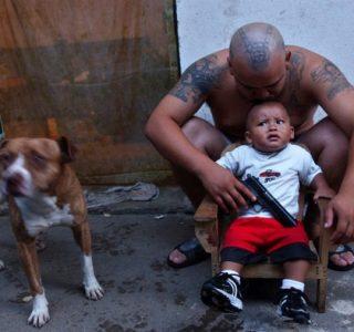 The Deadly Gangs of El Salvador (40 photos)