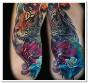 Incredibly Artistic Tattoos (47 photos) 26