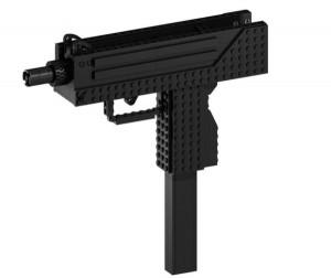 Guns Made With Legos (26 photos) 26