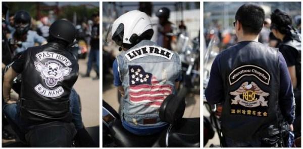 269 Chinas Easy Riders (26 φωτογραφίες)