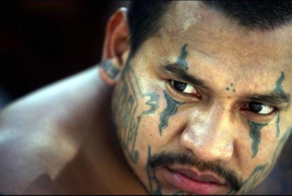 2912 The Deadly Gangs of El Salvador (40 photos)