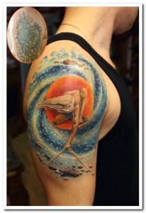 Incredibly Artistic Tattoos (47 photos) 29