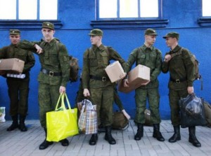 Joining the Russian Army (20 photos) 2