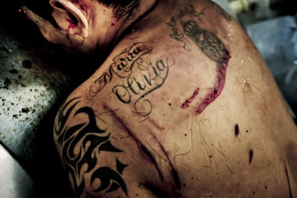 3010 The Deadly Gangs of El Salvador (40 photos)