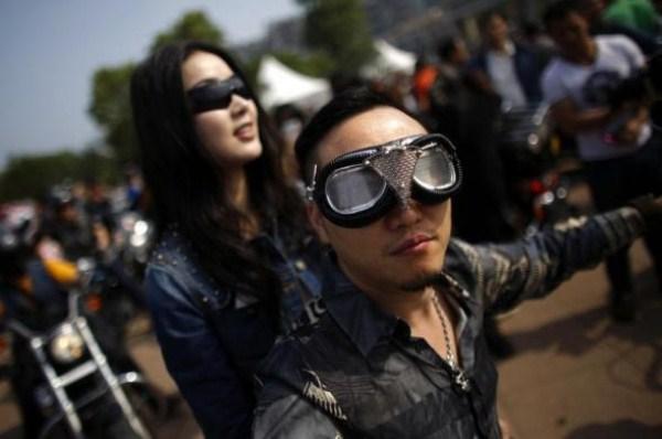 336 Chinas Easy Riders (26 φωτογραφίες)