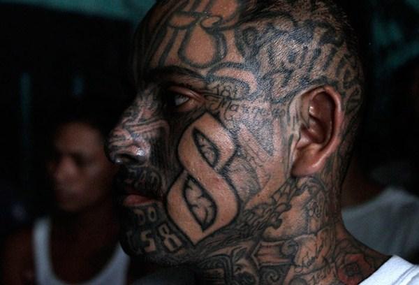 3411 The Deadly Gangs of El Salvador (40 photos)