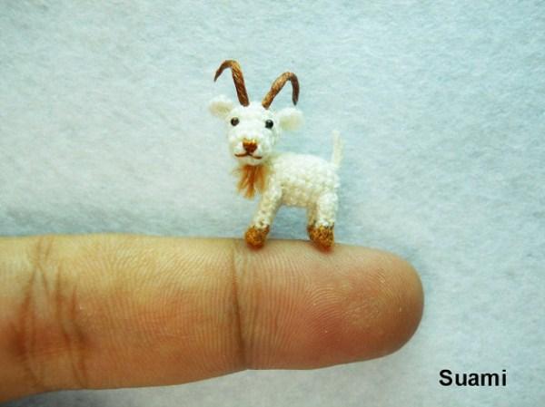 356 Απίστευτα Tiny πλεκτών πράγματα (20 φωτογραφίες)