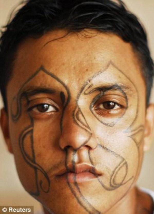 357 The Deadly Gangs of El Salvador (40 photos)