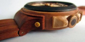 Fully Functional Watches Carved out of Wood (10 photos) 3