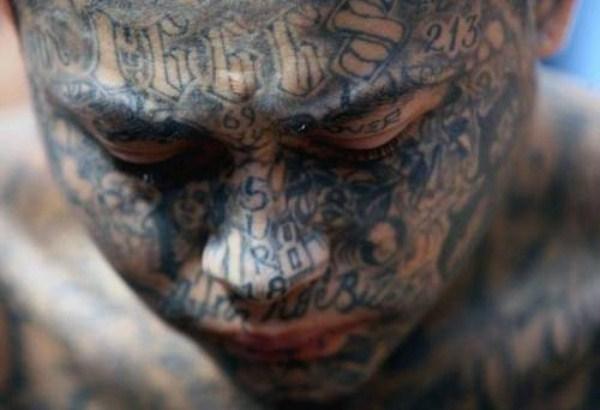 364 The Deadly Gangs of El Salvador (40 photos)