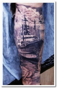 Incredibly Artistic Tattoos (47 photos) 36