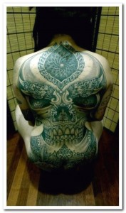 Incredibly Artistic Tattoos (47 photos) 37