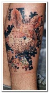 Incredibly Artistic Tattoos (47 photos) 38