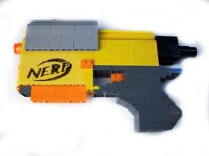Guns Made With Legos (26 photos) 4